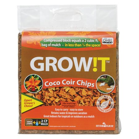 Organic Coco Planting Chips - Simply Organic Organic Chips