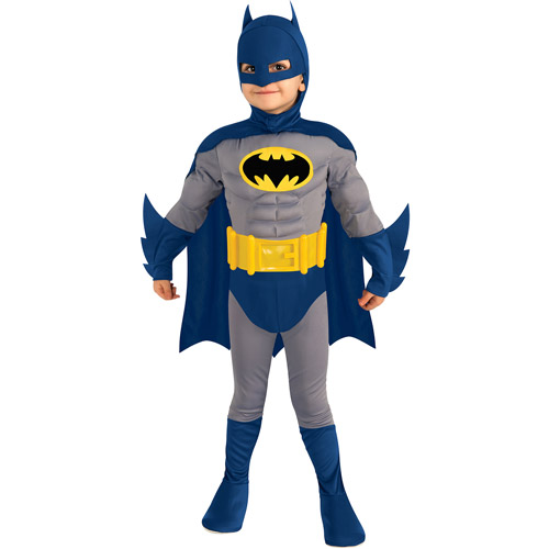 Rubies Muscle Chest Batman Toddler Halloween Costume