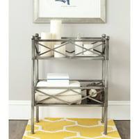 Safavieh James 2 Shelf Storage Shelf