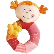 Haba Rosi Ringlet Clutching Toy Multi-Colored
