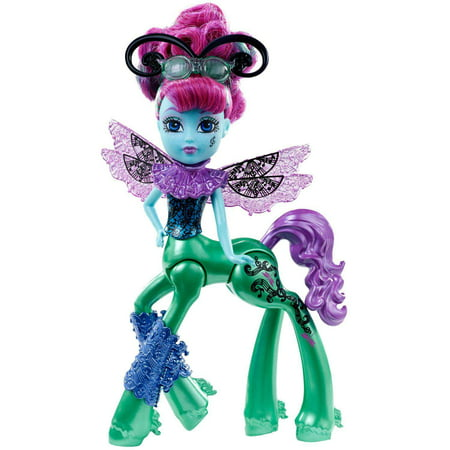 Monster High Fright-Mares, Caprice Whimcanter Figure (Monster High Room Decor)
