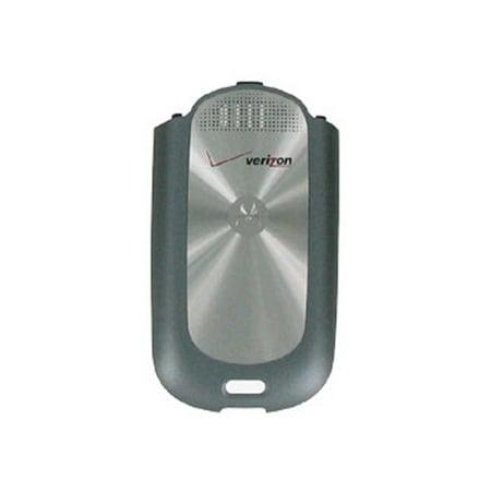 OEM Motorola V325 V325i Standard Battery door - Gray