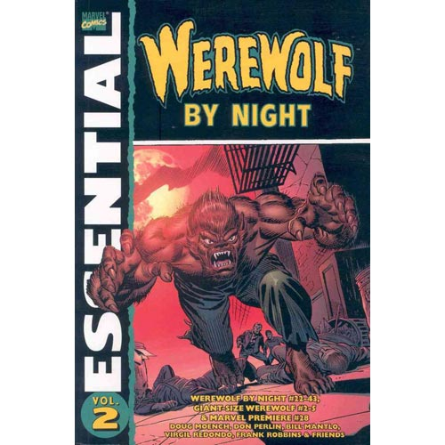 Essential Werewolf by Night