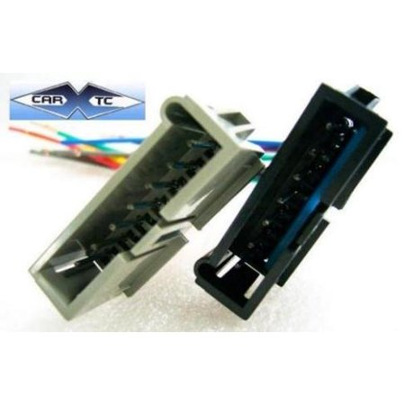 Stereo Wire Harness Dodge Ram Van 90 91 92 93 (car radio wiring installation on