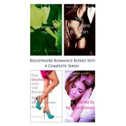 Billionaire Romance Boxed Sets: My BillionaireThe Billionaire BargainThe Shopaholic and the BillionaireClaimed by the Alpha Billionaire - eBook