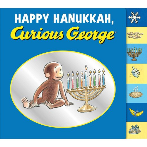 Happy Hanukkah, Curious George
