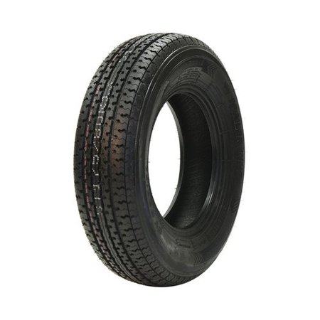 Trailer King ST Radial II ST205/75R15 8 Ply Tire