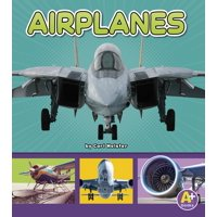 Transportation in My Community: Airplanes (Hardcover)