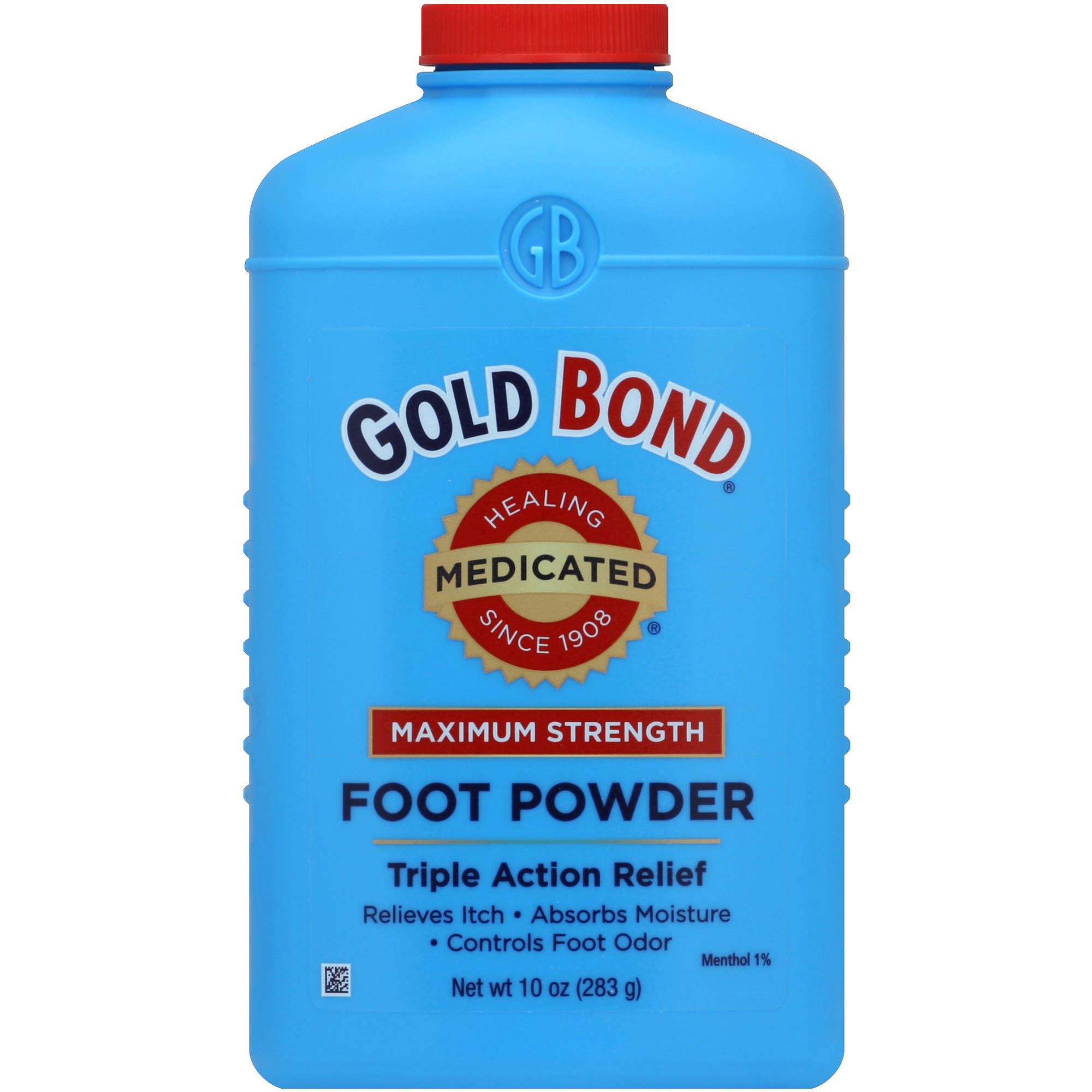 Gold Bond Maximum Strength Foot Powder, 10 oz