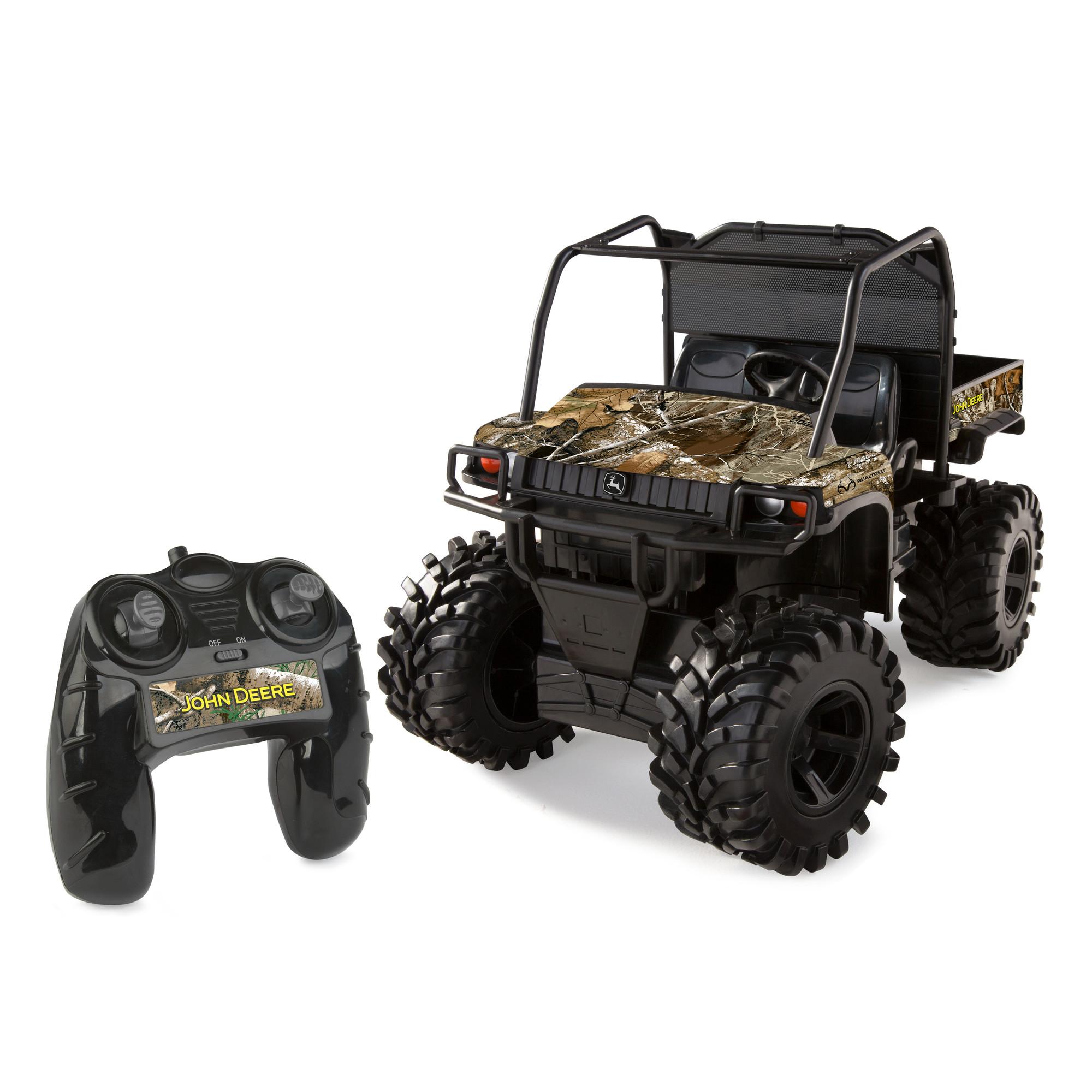 John Deere Monster Treads Realtree R C Gator by Tomy Inc