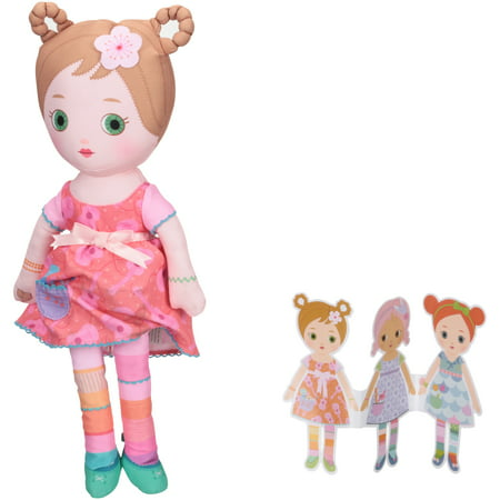 Mooshka™ Lera™ Cloth Doll