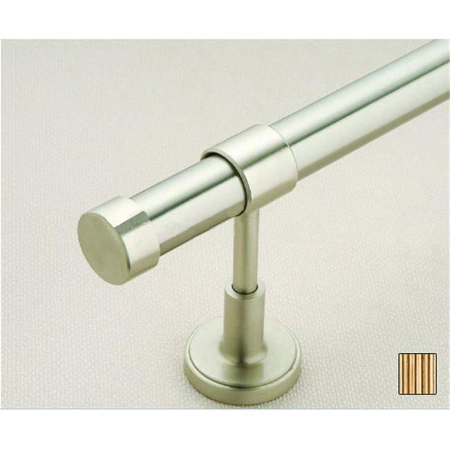 WinarT USA 8. 1016. 45. 25. 200 Palas 1016 Curtain Rod Set - 1. 75 inch - 78 inch