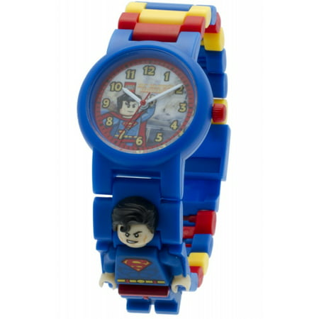 LEGO® DC Comics Super Heroes Superman™ Watch