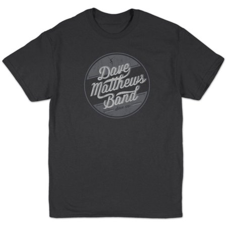 Dave Matthews Band Men's Circle Logo Slim-Fit T-Shirt - Dave Matthews Band Halloween The Gorge