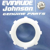 product image johnson/evinrude/omc new oem nut,fuel filter 0335112, 335112