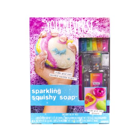 YOU Niverse Sparkling Squishy Soaps, 1 Each