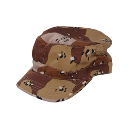 Brown Camouflage Hunting Camo Baseball Hat Costume Cap - Hunting Costume