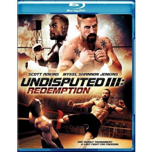 Undisputed III: Redemption (Blu-ray) (Widescreen)