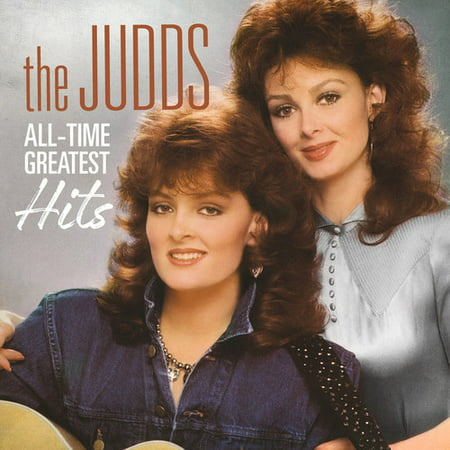 The Judds All Time Greatest Hits Cd