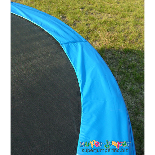 Super Jumper 12' Trampoline with Safety Enclosure