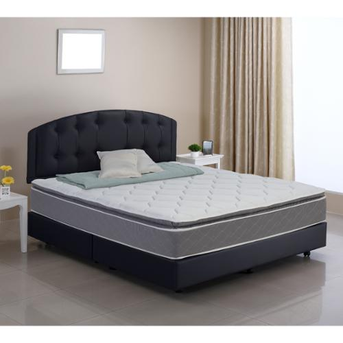 Wolf Mattress Wolf Natural Comfort  Full-size Pillowtop Wrapped Coil Innerspring Mattress
