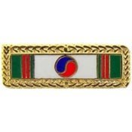 United States Armed Forces Mini Award Ribbon Pin - Korea Presidential Unit (Air Force Outstanding Unit Award With Valor)