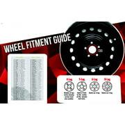 "Wheel Center Cap Diameter 7"" OEM Take Off Fits 2015-2018 Chevy Silverado 1500 20"" Rim"