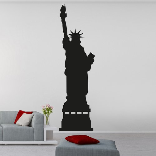 WallPops! Home Decor Line Statue of Liberty Wall Decal