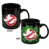 Ghostbusters Heat Reveal Coffee Mug