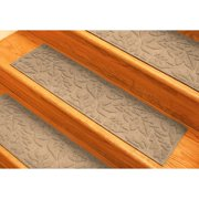 Tucker Murphy Pet Beaupre Medium Brown Fall Day Stair Tread (Set of 4)