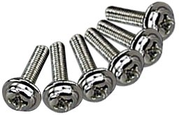 3186 Washer-Head Machine Screws, 3x12mm (set of 6), Use Traxxas stock and hop-up... by
