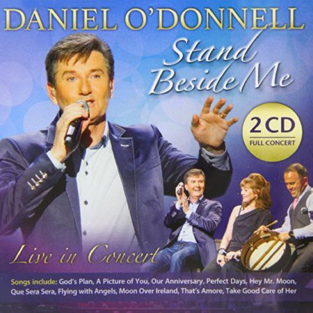 Stand Beside Me: Live in Concert (CD)