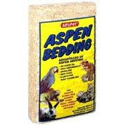 Alphapet: Aspen 1500 Cu. In. Bedding for Rabbits, Guinea Pigs, Ferrets, Other Small Animals, Large Birds, Reptiles, Ship from America
