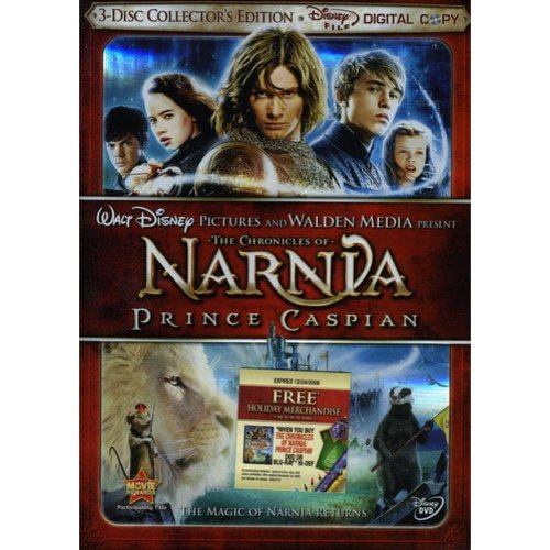 The Chronicles Of Narnia: Prince Caspian (Collector's Edition) (Widescreen)