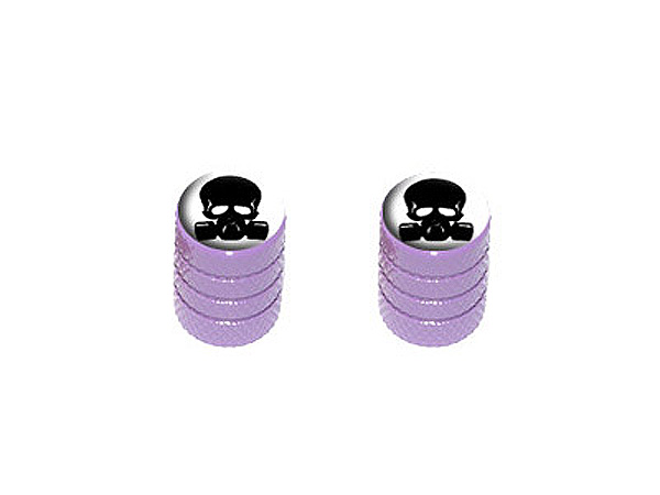 Zombie Outbreak Response Team Skull Gas Mask Bike Valve Stem Caps by Graphics and More