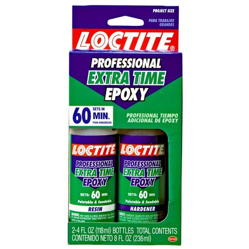 loctite twopart extra time 60minute epoxy 2pack