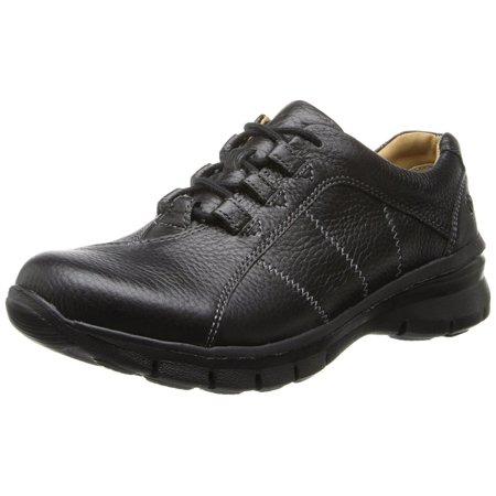 Nurse Mates Womens Lexi Low Top Lace Up Walking Shoes, Black, Size