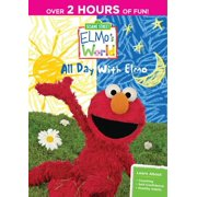 Sesame Street: Elmo's World - All Day With Elmo (DVD)
