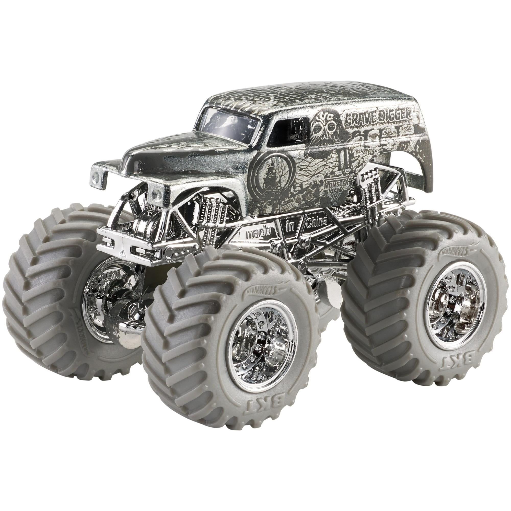 Hot Wheels Monster Jam 25th Anniversary (Styles May Vary) by Mattel