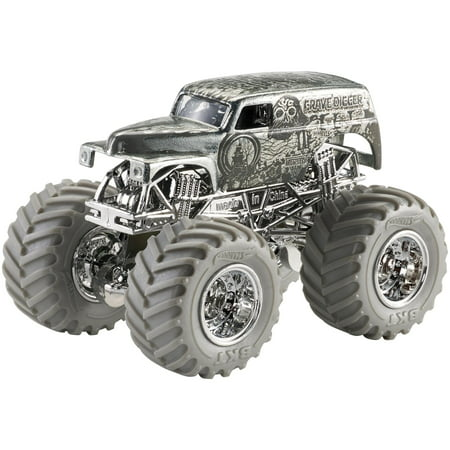 Hot Wheels Monster Jam 25th Anniversary (Styles May Vary)