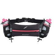 Fitletic  iFitness 16 oz. Hydration Belt (LXL, Pink)