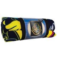 Harry Potter Hogwarts Crest Picnic Blanket