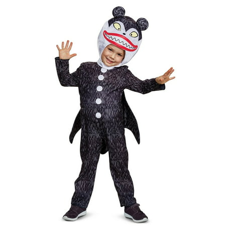 The Nightmare Before Christmas Scary Teddy Classic Toddler Costume (The Nightmare Before Christmas Costume)