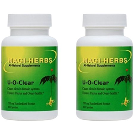 U-O-Clear Assure Ovary & Uterus Health - 2 Pack
