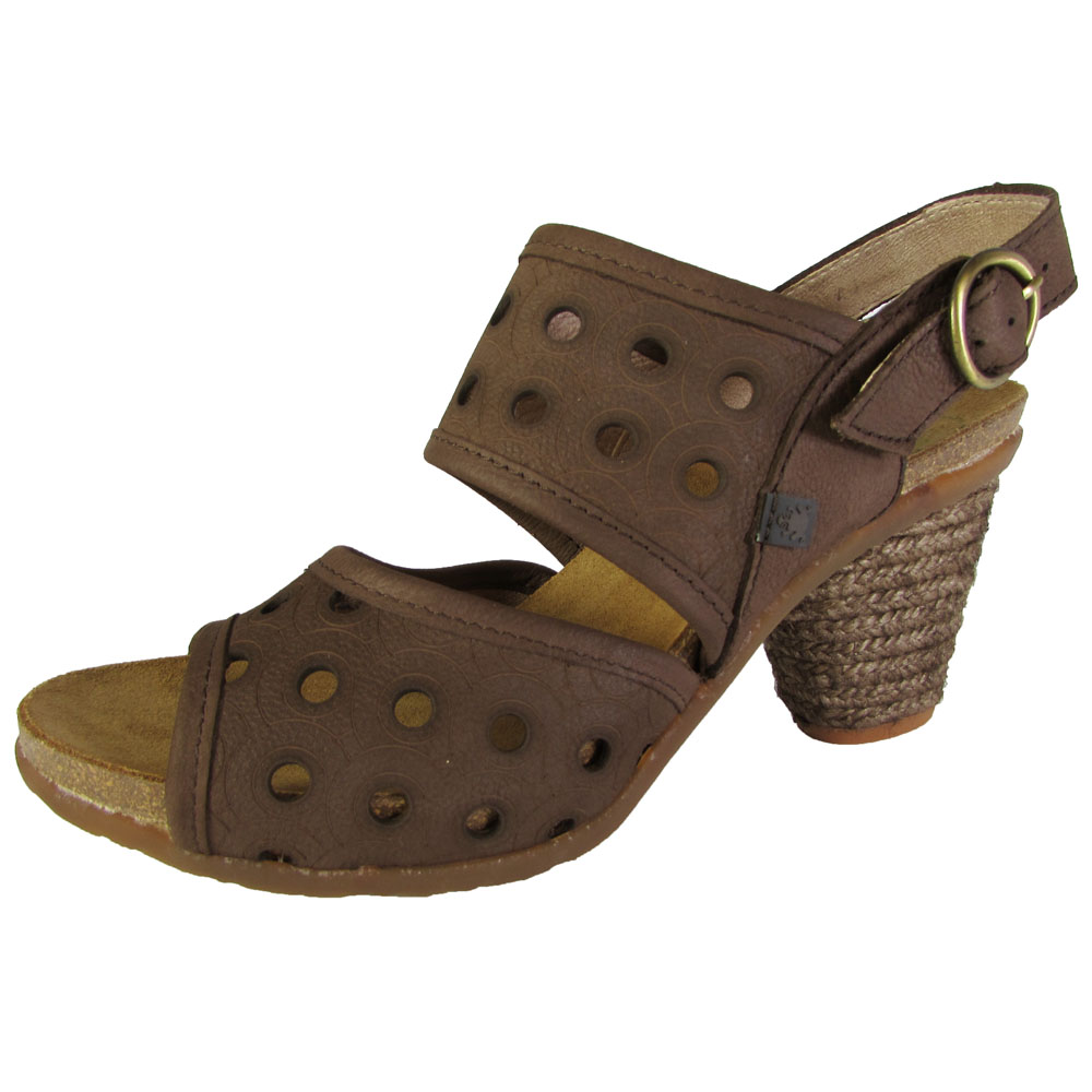 El Naturalista Womens N794 Senda Open Toe Sandal Shoe