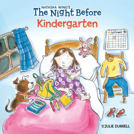 The Night Before Kindergarten (Paperback) (Best Tablet For Kindergarten)