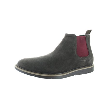 best luxury fashion most desirable fashion Geox Mens Uvet Suede Breathable Chelsea Boots