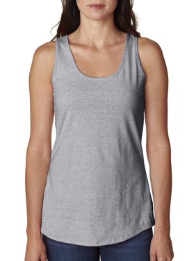 34c3c80b42762 Product Image Hanes 42WT Ladies X-Temp Performance Tank - Light Steel -  Small