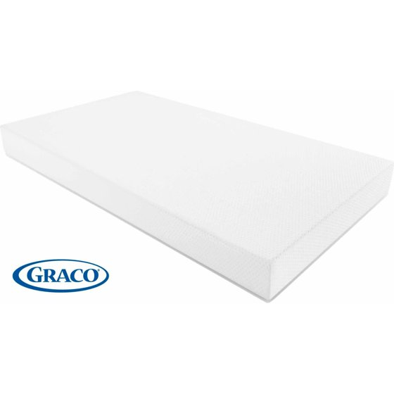 Graco Premium Crib and Toddler Bed Mattress, Foam ...