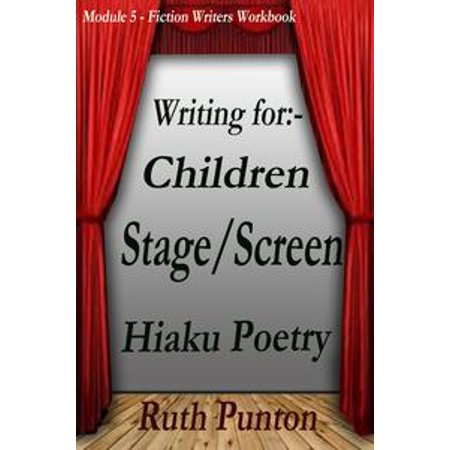 Writing for Children, Stage/Screen, Haiku Poetry - eBook (Halloween Haiku Poetry)